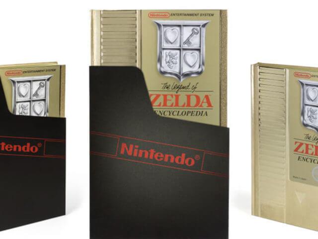 Legend of Zelda Encyclopedia Is Worthy Of A TriForce