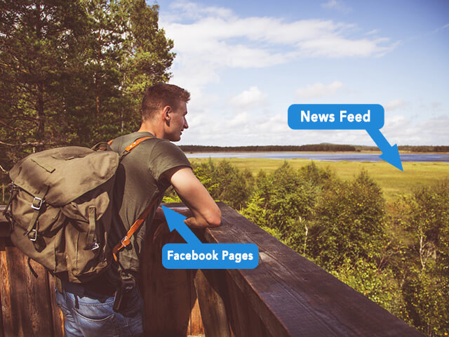 Facebook Testing A News Feed For Pages