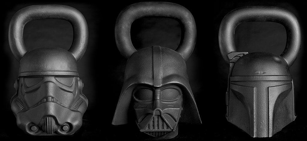 Onnit Star Wars Themed Kettlebells
