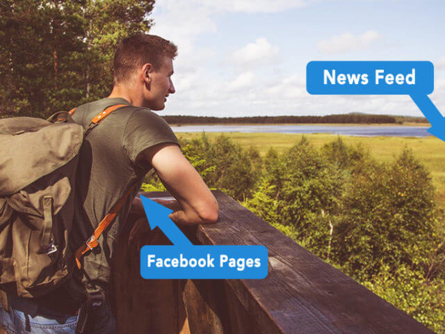 Facebook Testing a Separate News Feed For Pages