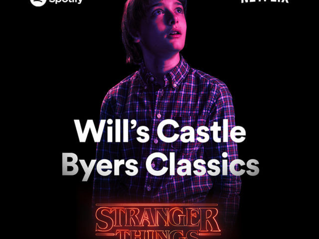 Netflix and Spotify team up for Stranger Things 2