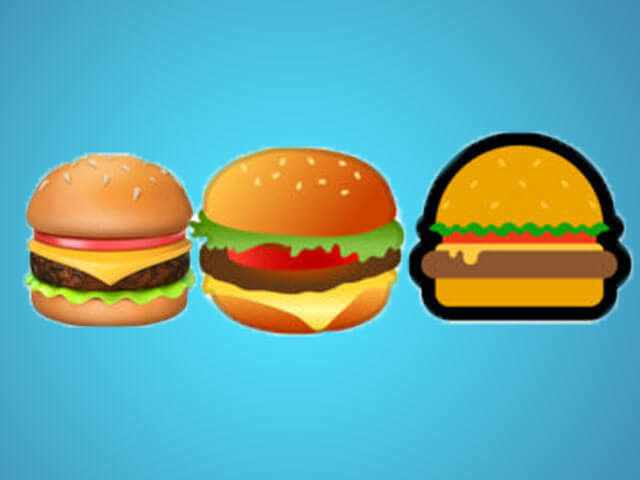 Cheeseburger Emoji Debate