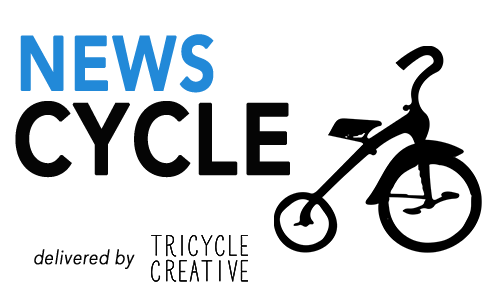 News Cycle delivered by Tricycle Creative