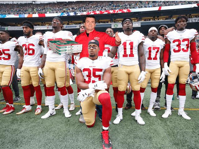Papa John's Blames Loss Of Dough On NFL