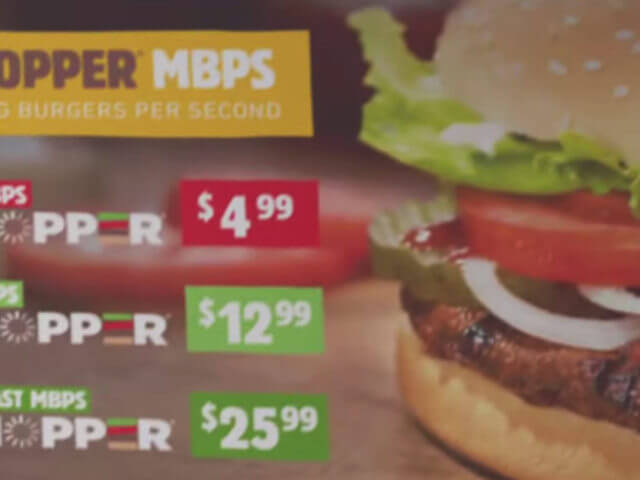 Burger Kings Teaches About Net Neutrality