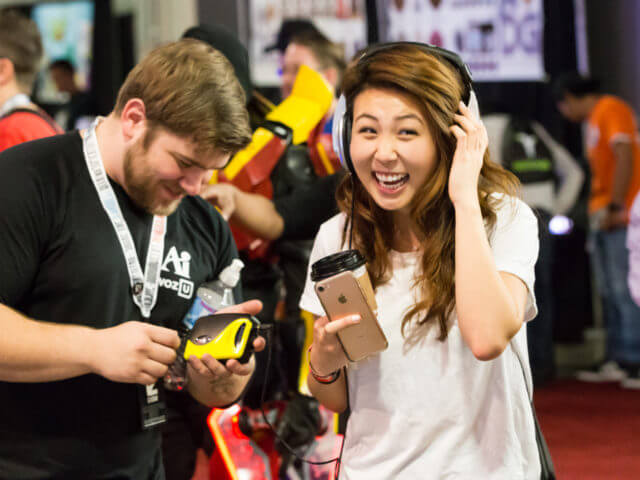 The Art Institute at SXSW Gaming 2018 | Tricycle Creative Testimonials