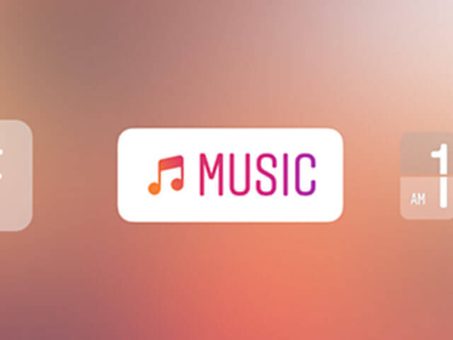 How To Use the Music Sticker in Instagram Stories   Training Wheels from Tricycle Creative