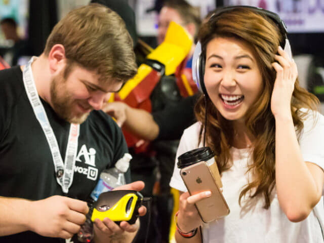 The Art Institute at SXSW Gaming 2018   Tricycle Creative Testimonials