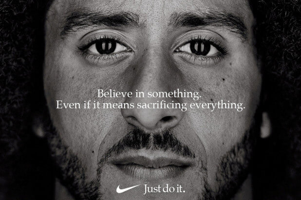 Nike Ad - Colin Kaepernick