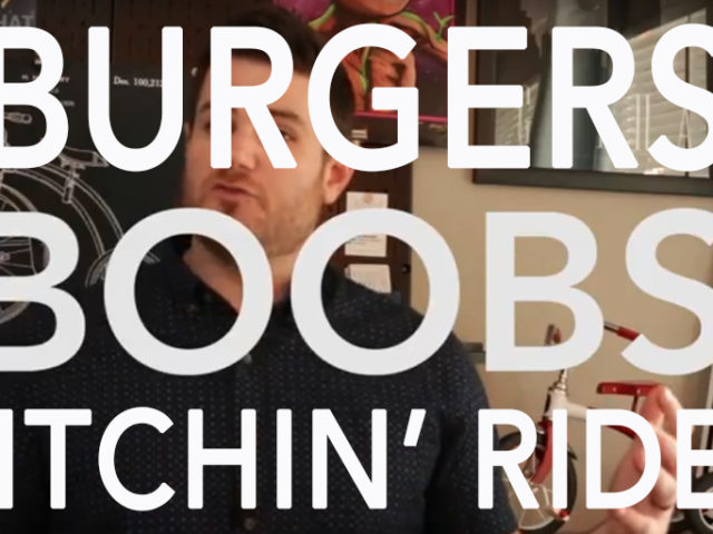 News Cycle (Episode 2): Burgers, Boobs, + Hitchin' Rides