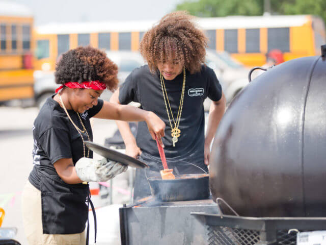 State of Texas High School BBQ Cook Off | Tricycle Creative