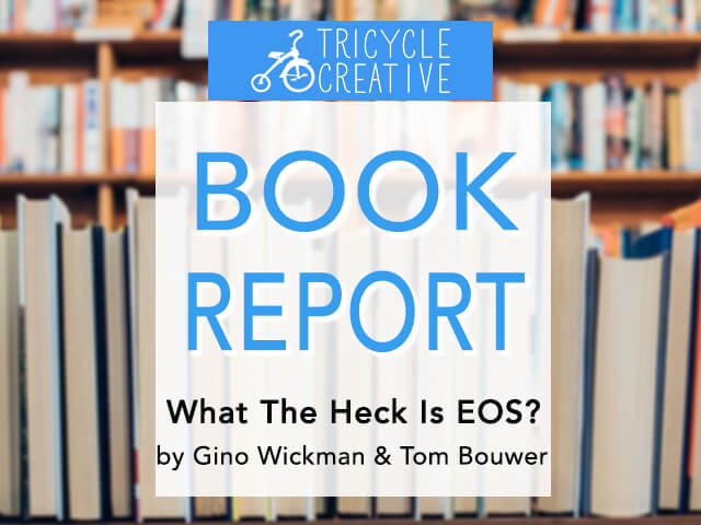"Book Report: ""What The Heck is EOS"""