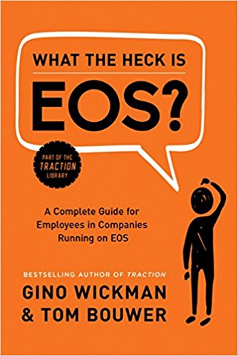 Book Report | What The Heck Is EOS