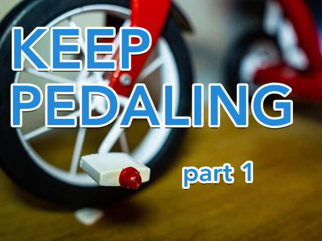 Keep Pedaling | Ross Herosian's Productivity System Explained | Tricycle Creative
