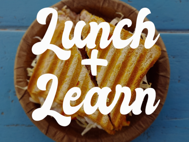 Content Mix - Lunch and Learn
