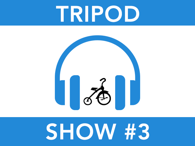 Tripod: A Marketing Podcast By Tricycle Creative | Episode #3