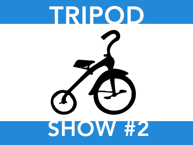 Tripod: A Marketing Podcast By Tricycle Creative | Episode #2