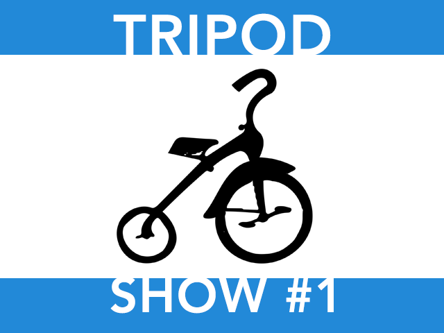 Tripod: A Marketing Podcast By Tricycle Creative | Episode #1