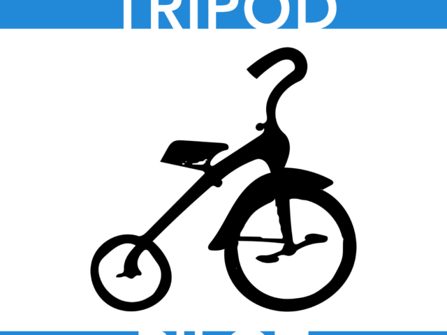 Tripod: A Podcast By Tricycle Creative | Pilot Episode