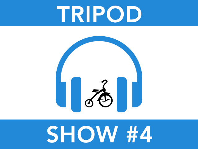 Tripod: A Marketing Podcast By Tricycle Creative | Episode #4