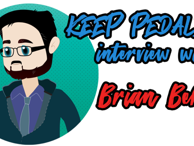 """Brian Behm """"Keep Pedaling"""" Interview on Tripod Marketing Podcast"""