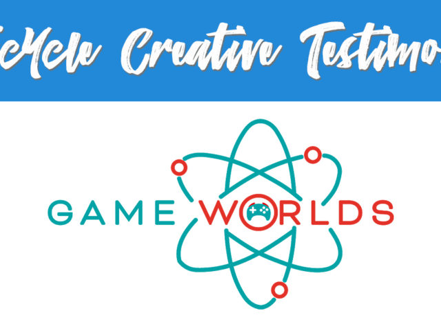 Game Worlds - Tricycle Creative Testimonial