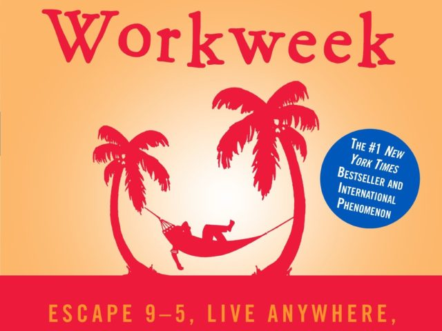 4-Hour Workweek by Tim Ferriss   Book Report by Tricycle Creative