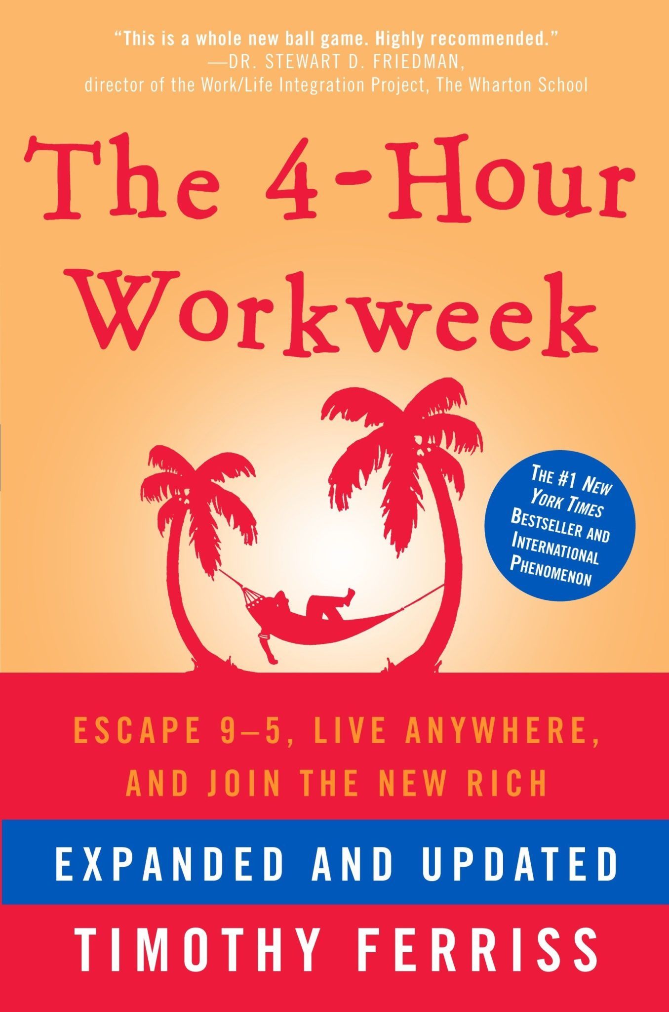 4-Hour Workweek by Tim Ferriss | Book Report by Tricycle Creative