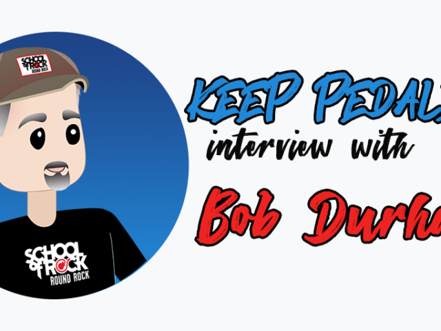 "Bob Durham ""Keep Pedaling"" Interview on Tripod Marketing Podcast"