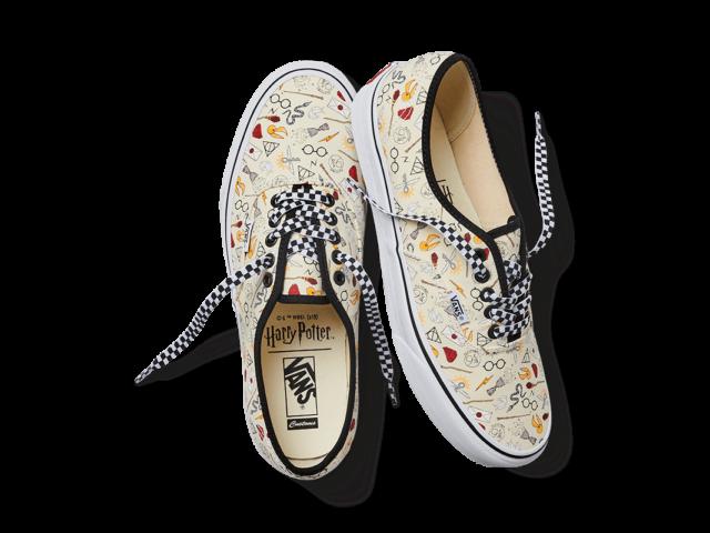 Harry Potter Custom Designs by Vans