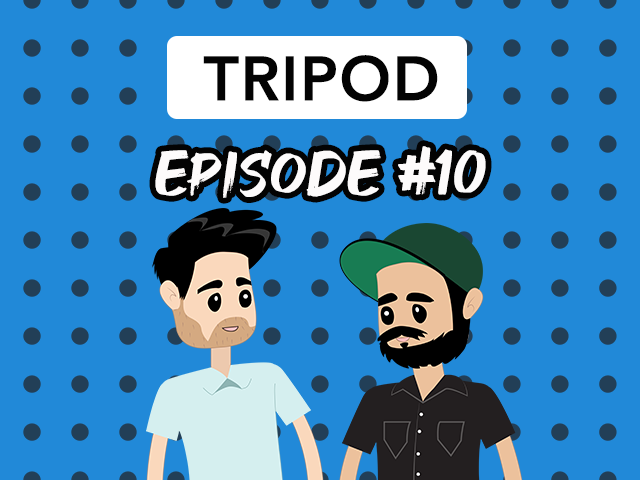 Tripod: A Marketing Podcast By Tricycle Creative | Episode #10