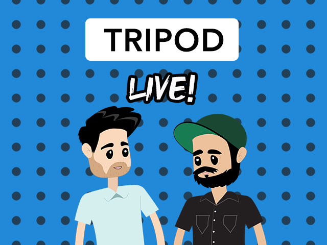 TRIPOD Marketing Podcast by Tricycle Creative