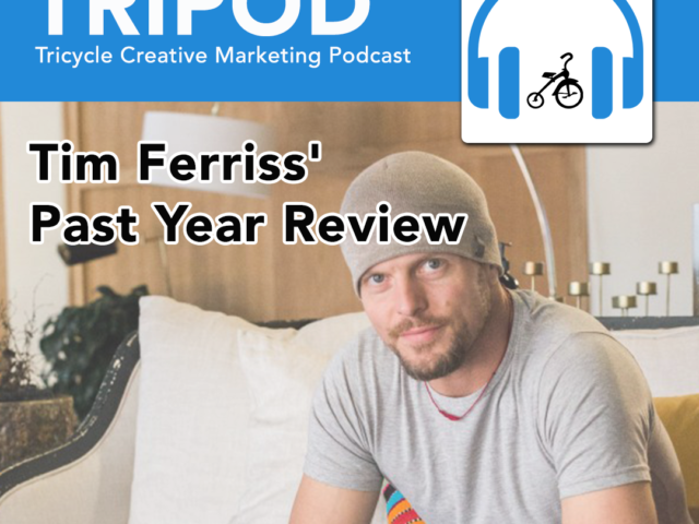 Tim Ferriss - Past Year Review