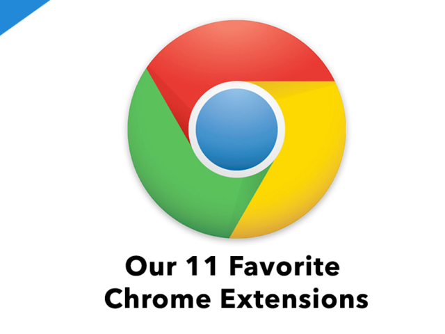 Our 11 Favorite Chrome Extensions | Tricycle Creative