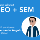 Learn About SEO + SEM with Fernando Angulo of SEMrush | TriPod - Tricycle Creative Podcast