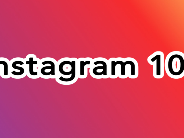 Instagram 101 Marketing Course | Tricycle Creative