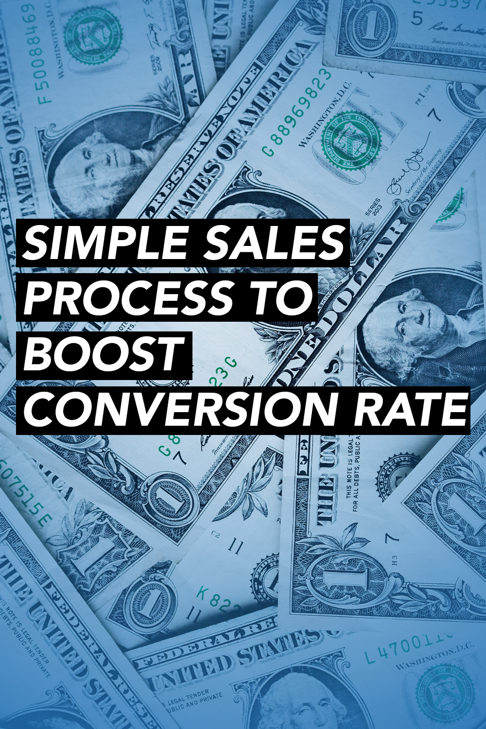 Simple Sales Process To Boost Conversion Rate [VIDEO]
