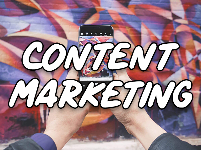 Content Marketing services by Tricycle Creative