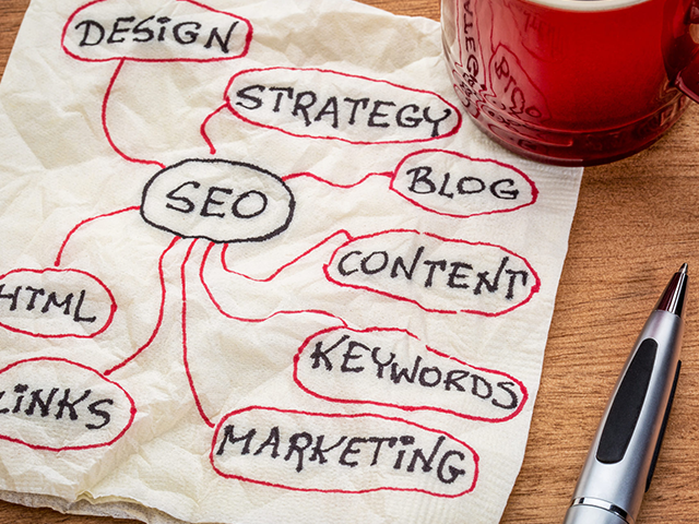 Search Engine Optimization services by Tricycle Creative