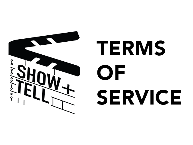 Show + Tell Video   Terms Of Service