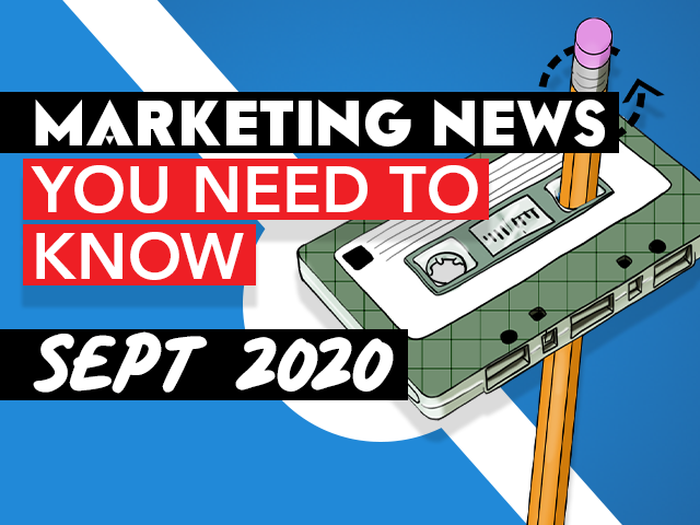 Marketing Stories You Need To Know - September REWIND