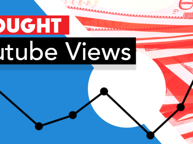 I Bought YouTube Views