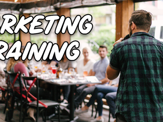 Marketing Training services by Tricycle Creative
